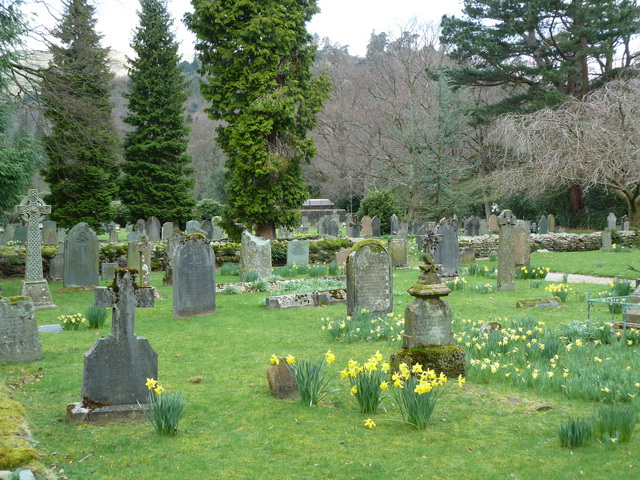 St Patrick's Church, Patterdale, Graveyard