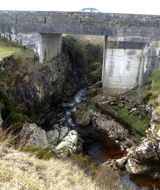 Bridge at Tullynaglaggan