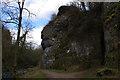 SK1452 : Lionshead Rock, Dove Dale by Ian Taylor