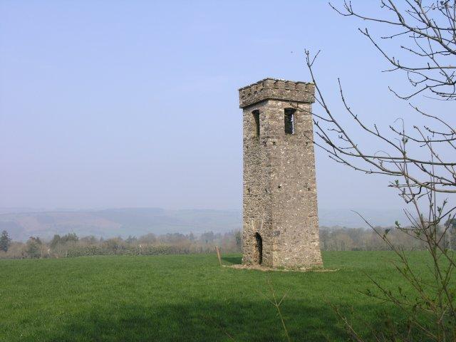 Tower, near Brownstone Crossroads