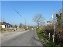 H2117 : Road at Kildoagh by Kenneth  Allen