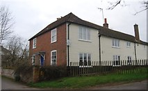 TR1955 : Cottages, Old Palace Rd by N Chadwick