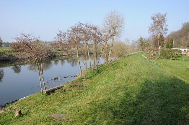 River Severn near Lincomb