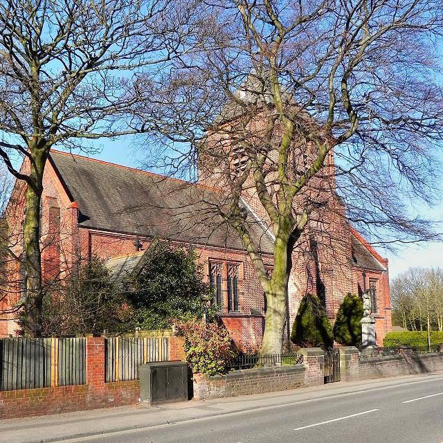 St Peter's Parish Church, Westleigh