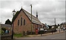 SW7341 : St Piran's Church, Carharrack by SMJ