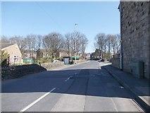 SE2040 : Whack House Lane - New Road by Betty Longbottom
