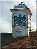 SU3521 : Romsey - Edwina Mountbatten House by Chris Talbot