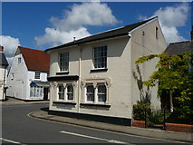 SU3521 : Romsey - Former Scepter Public House by Chris Talbot