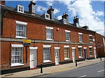 SU3521 : Romsey - Latimer Terrace by Chris Talbot