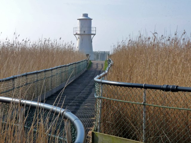 East Usk Lighthouse, Newport Wetltands