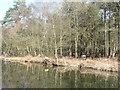 SU8955 : Guardians of the Basingstoke Canal, near Mytchett by Christine Johnstone
