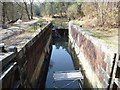 SU9156 : No top gates, not much water by Christine Johnstone