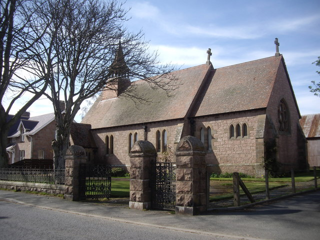 St Drostan's Episcopal Church, Insch