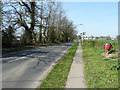 TL0718 : Grove Road out of Slip End by Rob Farrow