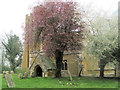 SP9019 : Looking towards the South Porch, St Mary the Virgin, Mentmore by Chris Reynolds