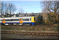 TQ2583 : Train in the sidings by N Chadwick