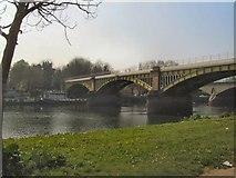 TQ1774 : Twickenham Bridge by Paul Gillett