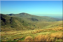 SH5956 : View from Halfway House, Snowdon by Jeff Buck