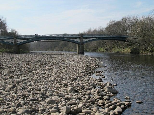 The River South Tyne downstream of Tyne Bridge (4)