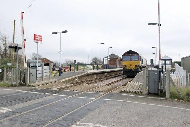 Railway Station, Thorpe Culvert