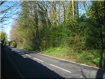SU5751 : Andover Road - passing Oakley by Given Up