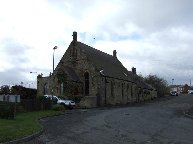 Converted chapel, Shieldrow Lane