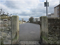 NS3321 : Fairfield Road by Billy McCrorie