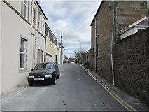 NS3321 : Wellington Lane by Billy McCrorie
