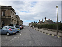 NS3321 : Bath Place by Billy McCrorie
