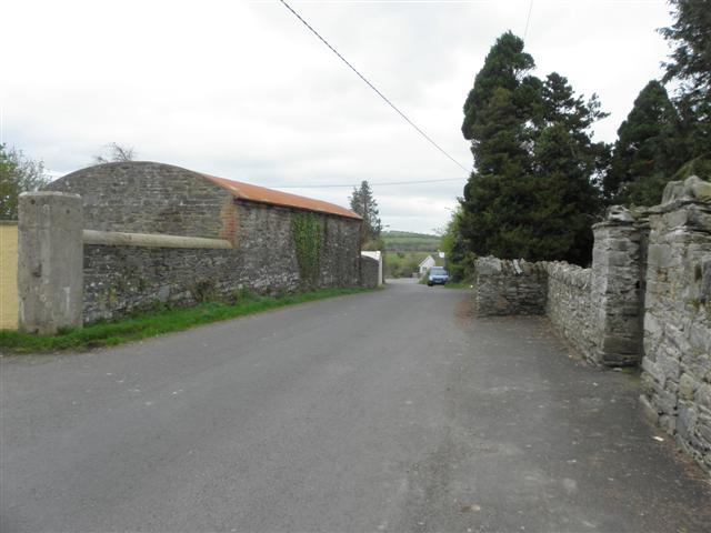 Church Street, St Johnston, County Donegal