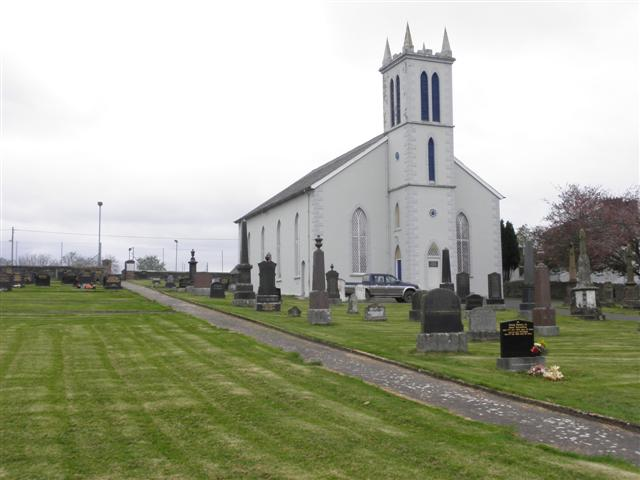 Presbyterian Church,St Johnston