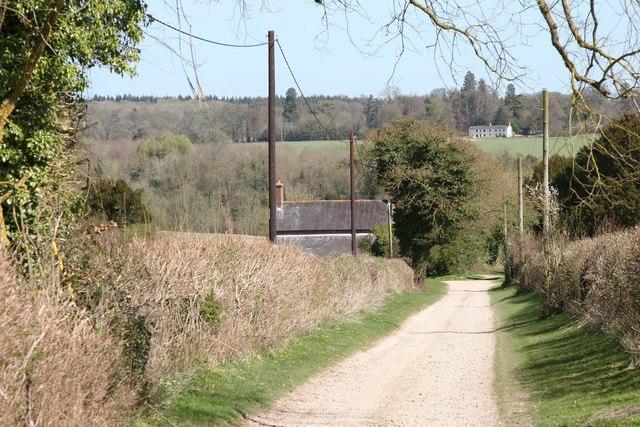 Near Hurstbourne Priors, Hampshire