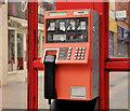 J3374 : Telephone box, Belfast (19) by Albert Bridge
