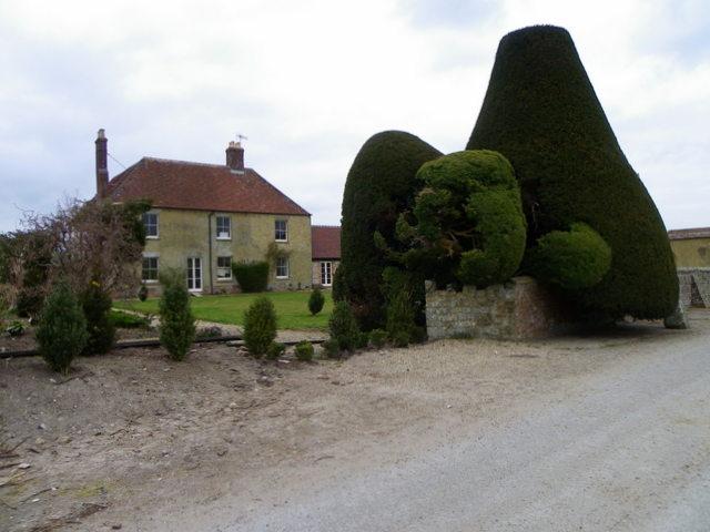 Croucheston Farmhouse
