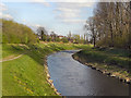 SJ8291 : River Mersey by David Dixon