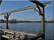 SE7170 : Warm, Spring day by the Great Lake by Pauline E