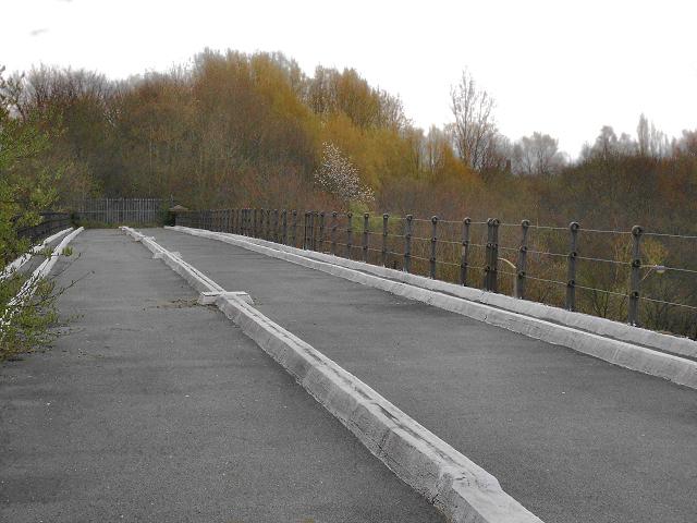 The Burnden Viaduct