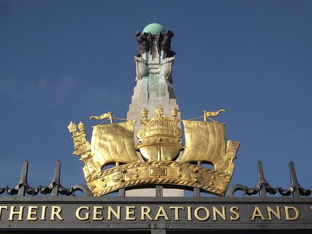 The Naval War Memorial, Chatham