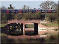 SU9081 : Railway Over Jubilee River by Colin Smith
