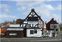 NZ2362 : The Tudor Rose, Dunston by JThomas