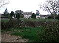 SU1399 : Furzey Hill Farmhouse by Vieve Forward