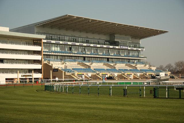 Doncaster Racecourse Grandstand