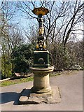 SJ9090 : Drinking Fountain by Gerald England