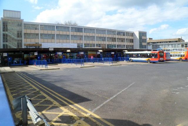 Gloucester bus station