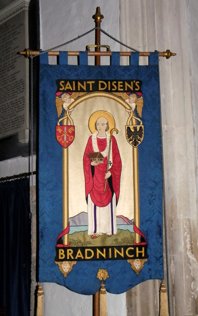 Banner, St Disen's Church