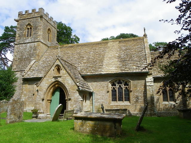 St Mary's Church, Halstock
