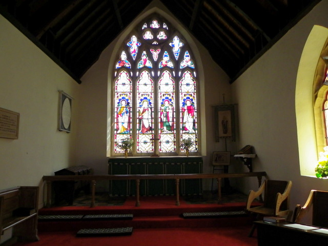 Interior, St Mary's Church