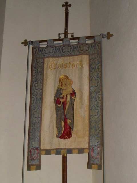 Banner, St Mary's Church