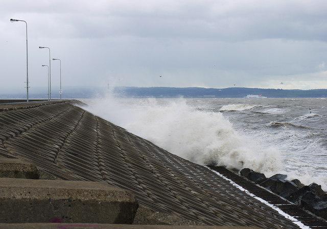 Stormy Bangor