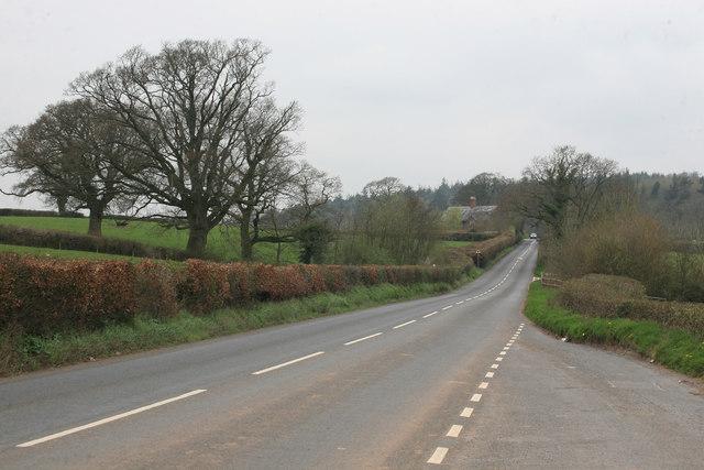 Long Drag Hill The B3137